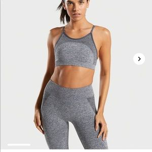 Gymshark Flex High Waist Leggings & Sports Bra Set